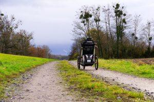 Side by side double Stroller