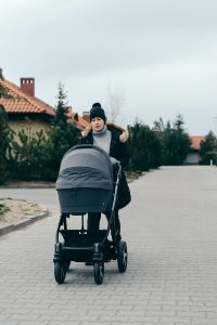 stroller sit and stand